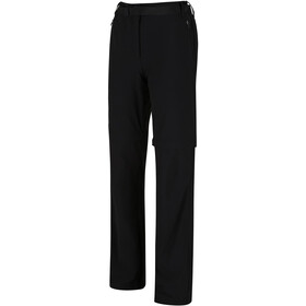 Regatta Xert II Zip Off Trousers Women, black